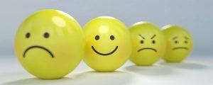 Glück und Leistung ergeben Erfolg