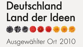 Fonds von CareerConcept wurden mit dem ausgewählten Ort im Land der Ideen 2012 ausgezeichnet