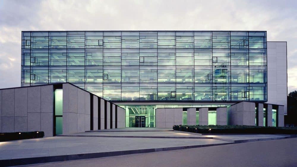 23. Karrieretag Familienunternehmen Firmensitz der TRUMPF Gruppe in Ditzingen (© TRUMPF GmbH + Co. KG)